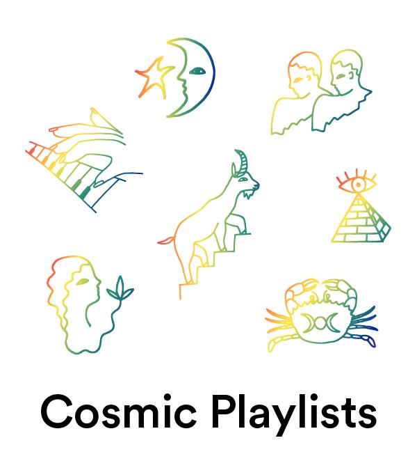June 2019 Cosmic Playlists - Pride Themed! ~ Chani Nicholas