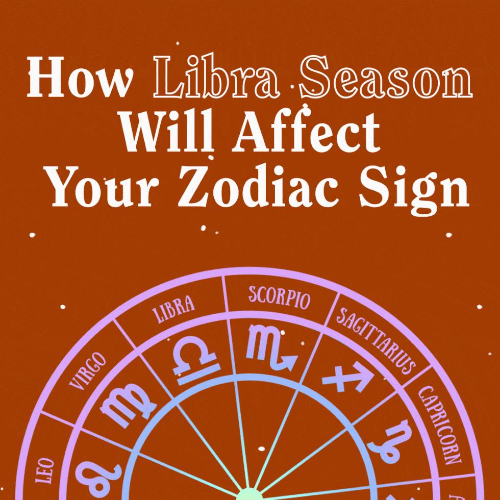 Libra season image