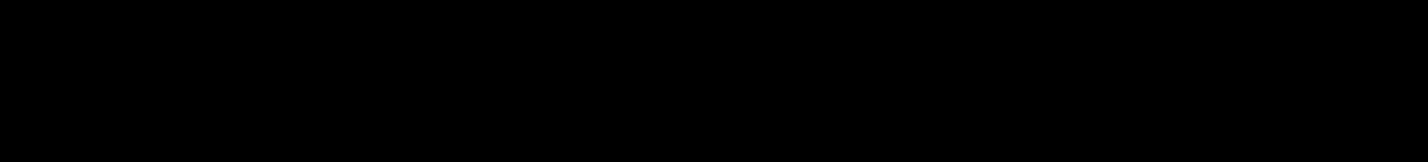 Chani Nicholas Regular Logo 1 Line