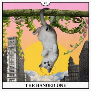 The Hanged One Tarot Card