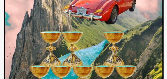 Eight of Cups tarot card