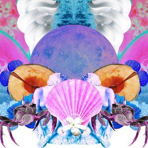 Venus in Cancer collage